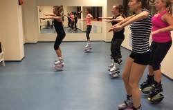 Фитнес-студия Kangoo Jumps